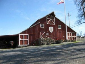 Calaveras County Historical Society's Red Barn Museum