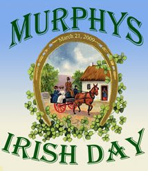 Murphys Irish Day Logo