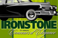 15th Annual Ironstone Concours d'Elegance