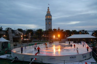 Friends of Larkin Street — 2nd Annual Holiday Skating Party