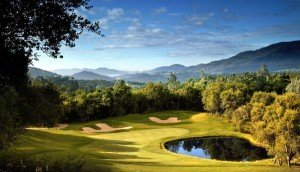 Greenhorn Creek Golf Course Resort