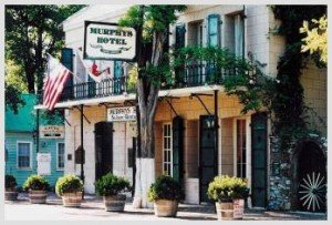 Wines of the World at the Murphys Historic Hotel