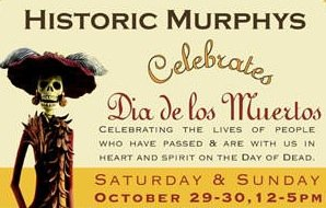 Murphys Second Annual Day of the Dead Celebration